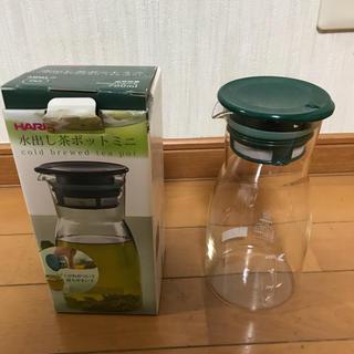 ハリオ(HARIO)の未使用 箱入り  ハリオ 水出しポット(調理道具/製菓道具)