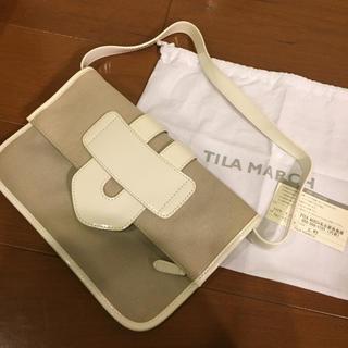 ティラマーチ(TILA MARCH)のティラマーチ ゼリグトート ショルダーバッグ バッグ 新品 新品未使用 未使用(ショルダーバッグ)