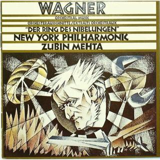 絶盤 ズービン・メータ指揮 ワーグナー「ニーベルングの指環」他(クラシック)