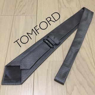 トムフォード(TOM FORD)のTOM FORD トムフォード シルクネクタイ(ネクタイ)