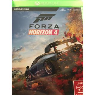 エックスボックス(Xbox)のforza horizon4(家庭用ゲームソフト)