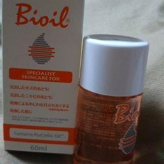 バイオイル(Bioil)のバイオイル60mI(フェイスオイル / バーム)
