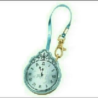 ディズニー(Disney)の新品 ディズニー シンデレラ 時計(チャーム)