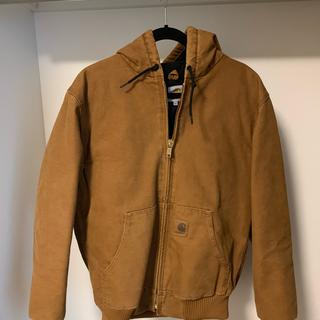 カーハート(carhartt)のCarhartt Duck active jacket ダックジャケット(カバーオール)
