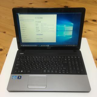 エイサー(Acer)の★ジャンク★  ノートPC  E1-571 i5  8GB  500GB(ノートPC)