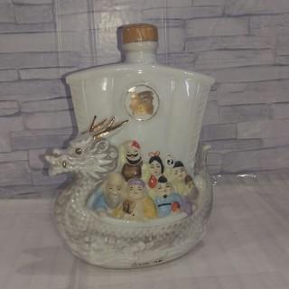 ニッカウイスキー(ニッカウヰスキー)のスーパーニッカ 干支ボトル 七福竜(ウイスキー)