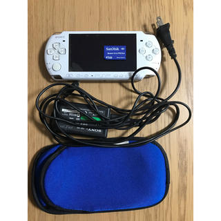 PlayStation Portable - PSP 3000 訳あり品 本体