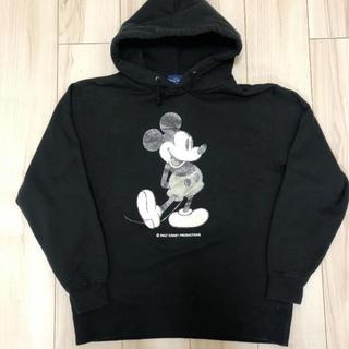 ディズニー(Disney)のDISNEY RESORT ディズニー リゾート ミッキー スウェット パーカー(パーカー)