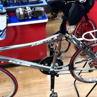 ケイエイチエスジャパン(KHS Bicycles)のKHS P-20RA ミニベロ おまけ多数売り切り。(車体)