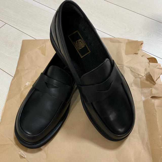 G.T. HAWKINS(ジーティーホーキンス)の最終値下げ!!新品!!ホーキンス ローファー 黒 HAWKINS 28cm メンズの靴/シューズ(ドレス/ビジネス)の商品写真