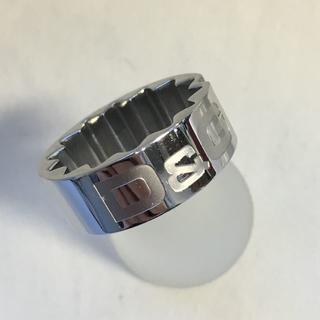 ディーアンドジー(D&G)の【D&G ディー&ジー】リブドインサイドリング 22号 大きめ(リング(指輪))