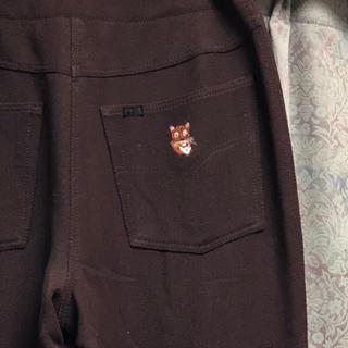 イタリヤ(伊太利屋)の伊太利屋 GKITALIYA パンツ ズボン 茶色 ブラウン 秋 冬(カジュアルパンツ)