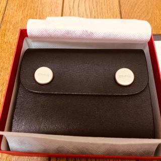 カンペール(CAMPER)の未使用 CAMPER カンペール お財布 黒(財布)