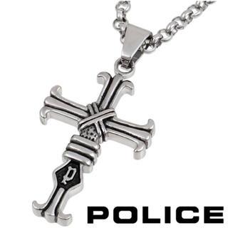 ポリス(POLICE)の【美品】POLICE ポリス FAITH ネックレス(ネックレス)