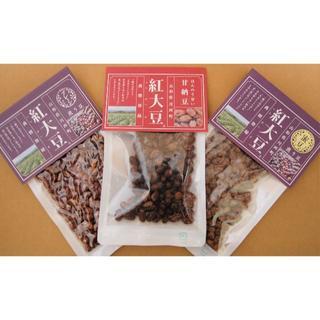 紅大豆豆菓子パッケージ(豆腐/豆製品)