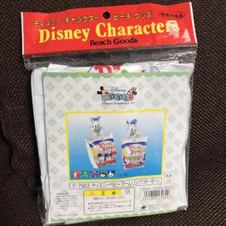 ディズニー(Disney)の未使用 ドナルド アームリング 腕用浮き輪 ディズニー Disney レトロ(マリン/スイミング)
