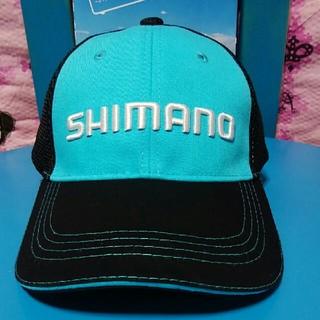 シマノ(SHIMANO)のSHIMANOキャップ(その他)