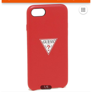 GUESS iPhoneケース 6.6s.7.8