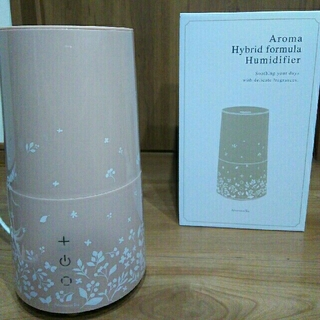 アフタヌーンティー(AfternoonTea)のアフタヌーンティ 加湿器 HOE-M004(加湿器/除湿機)