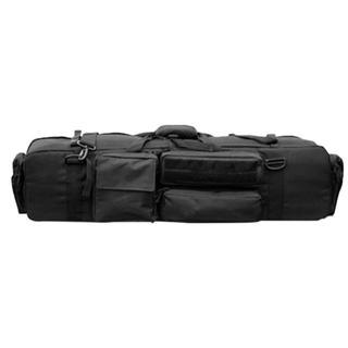 ガンケース リュック ライフル 2丁 バッグ カバン 拳銃 サバゲー サバイバル(ドラムバッグ)