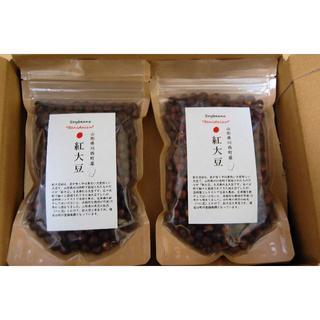 紅大豆 生豆パッケージ(豆腐/豆製品)