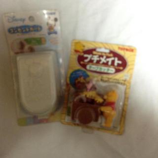 ディズニー(Disney)のC2 DISNEY babies コンセントガード テープカッター(その他)