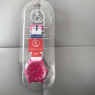 【新品】Quest&Quality 腕時計 レディース(腕時計)