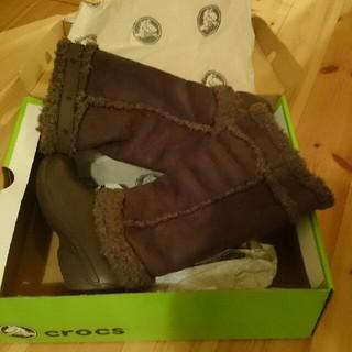 used crocs nadia w7