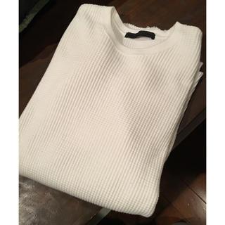 ソフネット(SOPHNET.)のsophnet サーマル ワッフル(Tシャツ/カットソー(七分/長袖))
