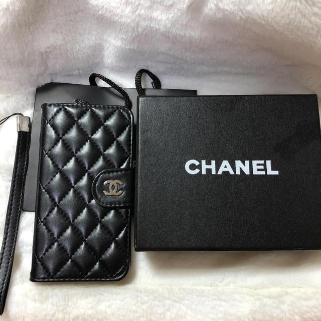 coach iphone8plus ケース 財布 、 CHANEL - CHANEL (iPhone7.8)携帯ケースの通販 by woo's shop|シャネルならラクマ