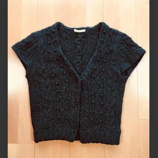 ニーム(NIMES)のNIMES wool vest(ベスト/ジレ)