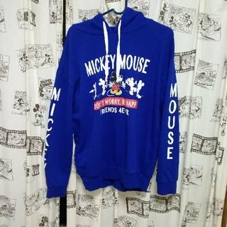 ディズニー(Disney)のミッキーのパーカー限定商品(パーカー)