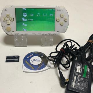 PlayStation Portable - PSP-1000 本体&充電器&メモリーカード 稼動品