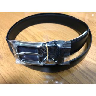 アクアスキュータム(AQUA SCUTUM)のAquascutum 紳士ベルト 日本製 新品・未使用 AQ1050601001(ベルト)