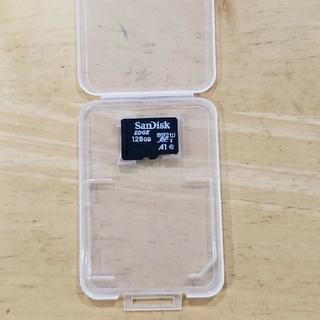 サンディスク(SanDisk)のSanDisk microSD 128ギガ(その他)
