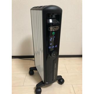 デロンギ(DeLonghi)の01/20まで値下げ! デロンギ マルチダイナミックヒーター MDHU09-BK(電気ヒーター)
