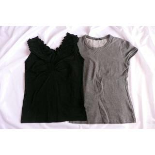 エムプルミエ(M-premier)の★M-PREMIER 2枚セット★(Tシャツ(半袖/袖なし))