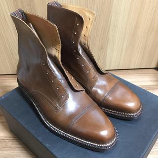 シルバノランタンジ(SILVANO LATTANZI)の新品 ジンターラ ノルベブーツ UK7.5(ブーツ)