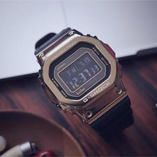 カラー(kolor)の国内正規品 新品 Kolor g-shock(腕時計(デジタル))