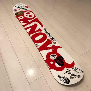 ノーベンバー(NOVEMBER)のスノーボード 板 November + おまけのソフトケース(ボード)