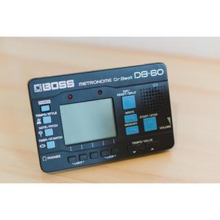 ボス(BOSS)の【BOSS】DB-60 ボス 電子メトロノーム(その他)