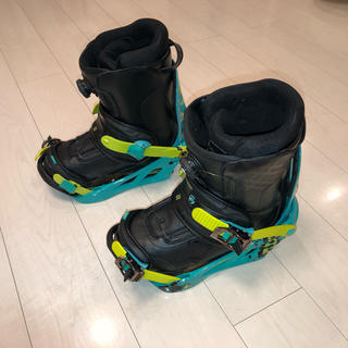 ケーツー(K2)のスノーボード ビンディング ブーツ セット K2(ブーツ)