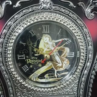 ディズニー(Disney)の時計 ディズニー ラプンツェル(置時計)
