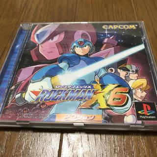 プレイステーション(PlayStation)のPlayStation ロックマンX6 ♫(家庭用ゲームソフト)