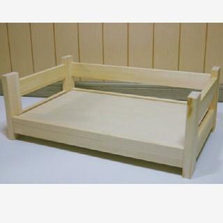 猫ちゃん用シングルベッド