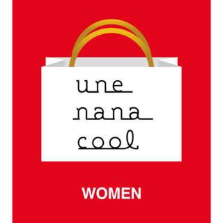 ウンナナクール(une nana cool)の【新品】ウンナナクール 福袋 ブラ3点セット(ブラ)