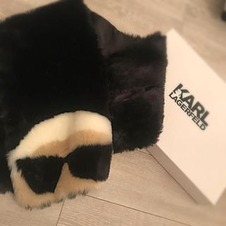 カールラガーフェルド(Karl Lagerfeld)のKARL LAGERFELD(マフラー/ショール)