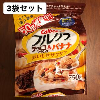 カルビー(カルビー)のフルグラ チョコ&バナナ(菓子/デザート)