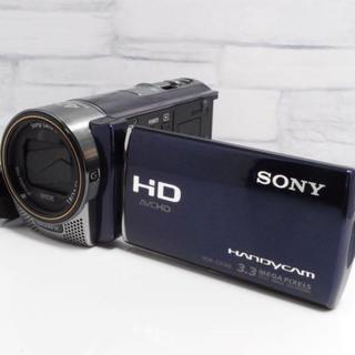 ソニー(SONY)の★使いやすい★SONY デジタルHDビデオカメラレコーダー CX180 (ビデオカメラ)