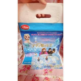 ディズニー(Disney)のアナ雪の袋5枚とポストカード2枚セット(写真/ポストカード)